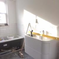 Bathroom Tiling & Painting In Crouch End, N8