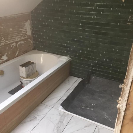 New Bathroom in Muswell Hill, London