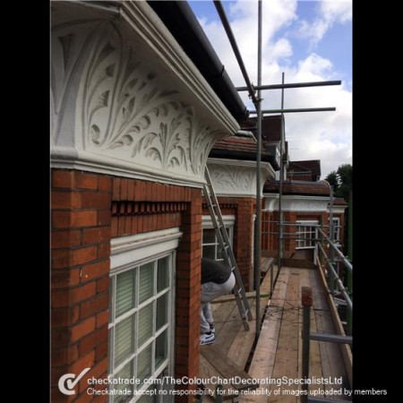 Exterior Decorating services in North London