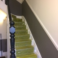 Painter and Decorator Covering Hornsey, London