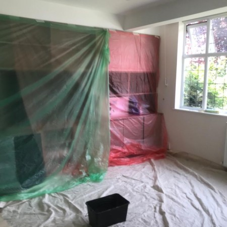 Internal painting in whetstone N20 - 8 days