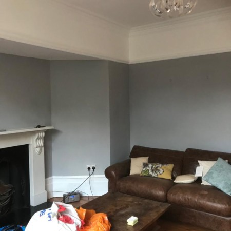 After: Interior Decorating North London