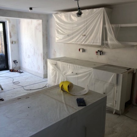 New Kitchen, Installations, Decorating, North London