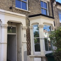 External Painting in Muswell Hill