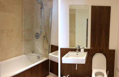 Bathroom Installation North London