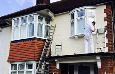 Exterior Decorating North London