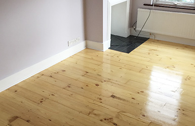 Flooring Installation North London