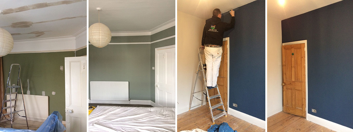 Interior Decorating Services In North London - Colour Chart Decorating