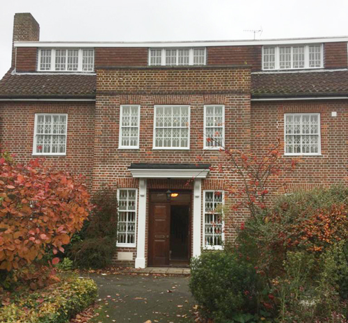 6 Bed House Renovation In Hampstead Suburb Gardens, London - The Colour Chart Decorating Sepcialists